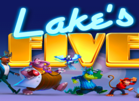lakes five slot review