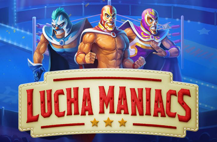 lucha maniacs slot review