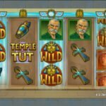 temple of tut slot review screenshot