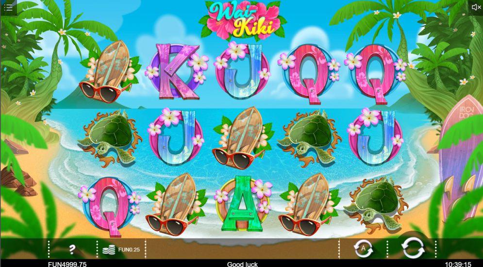 Wai-kiki online no deposit bonus casino