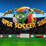 66 Free Spins on 'Super Soccer Slots' at Red Stag online no deposit bonus casino