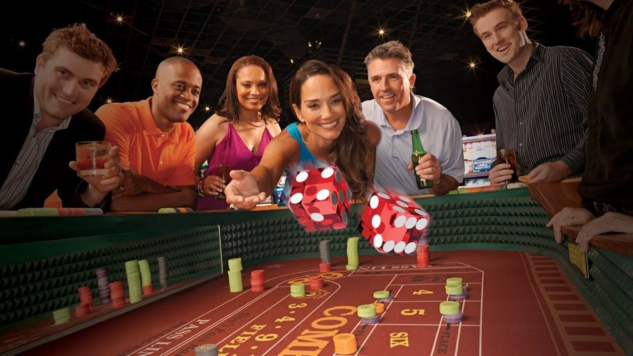 Play real money craps online