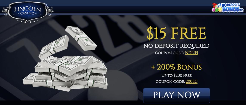 Liberty Slots Lincoln Casino S Exclusive Freeroll S No