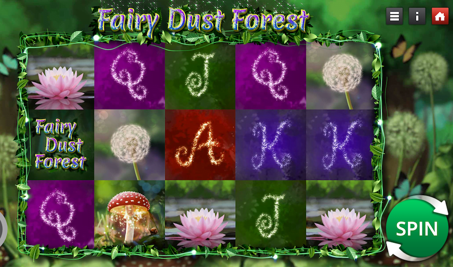 65 Free Spins On Fairy Dust Forest At Jumba Bet Casino No