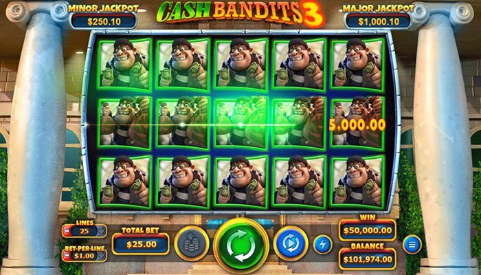 Cash Bandits 3
