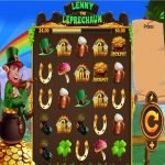 Lenny the leprechaun