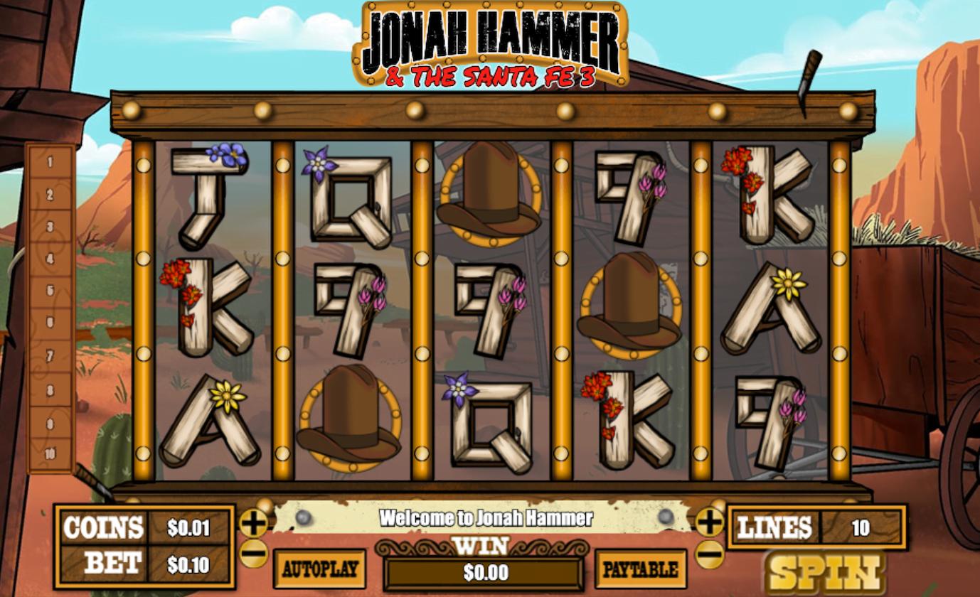 Jonah Hammer