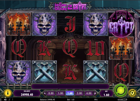 house of doom 2: the crypt slot